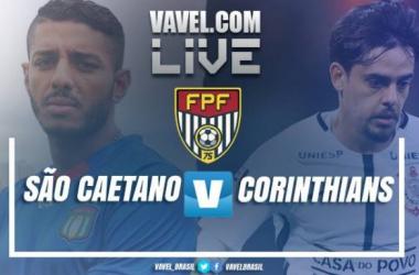 Resultado e gols do Corinthians 1x1 São Caetano no Campeonato Paulista 2019