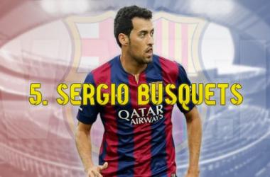FC Barcelona 2015/16: Sergio Busquets