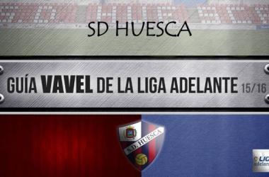 SD Huesca SAD 2015/2016: lo importante es mantenerse