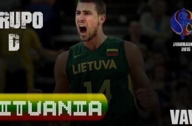 Eurobasket 2015. Lituania: no existe el ocaso