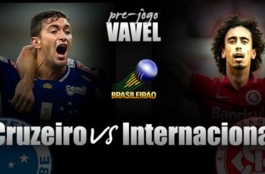 Pré-jogo: Cruzeiro recebe internacional para defender tabu de 28 anos sem derrota em casa