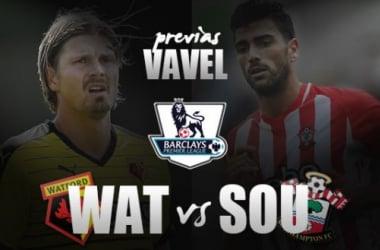 Watford - Southampton: a estrenar el casillero de victorias