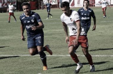 Último enfrentamiento- Deportivo Maipú 2- Quilmes 1- Fecha 5- 11/4/21