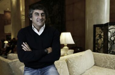 Francescoli se sinceró al tocar el tema Alario (Foto: La Nación)