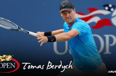 US Open 2015: Tomas Berdych e a torcida por mais uma boa campanha