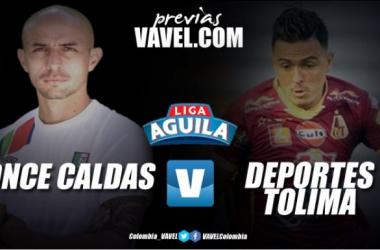 Once Caldas vs. Tolima: en la búsqueda de la primera victoria en casa