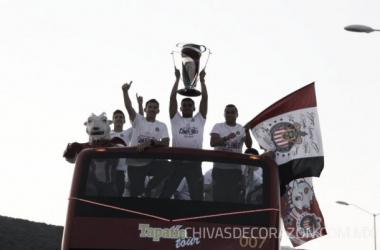 Tenemos la Copa, pero ¿qué con la Liga?