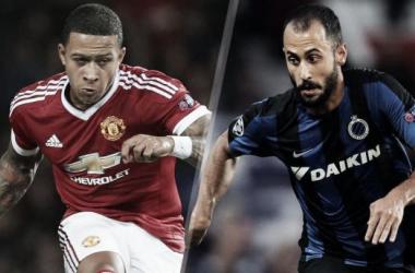 Resultado Club Brujas - Manchester United en Champions League (0-4)