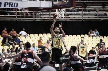 El búlgaro Yanev Georgiev fue la figura del partido. Foto: FIBA Americas