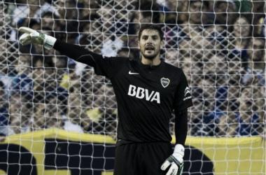 El arquero xeneize agradeció al hincha de Boca por el apoyo | Foto: La Nación