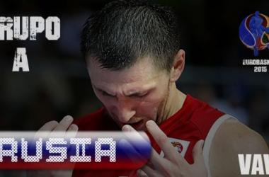 Eurobasket 2015. Rusia: en plena reestructuración