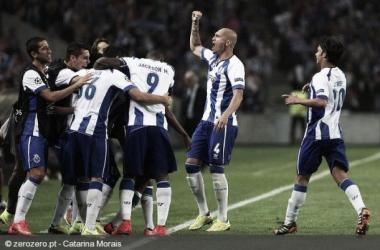 Porto da Champions para esquecer o da Taça