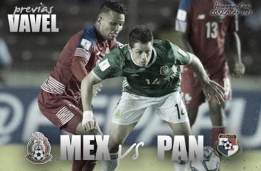 México - Panamá: La Previa, Horario y Pronóstico