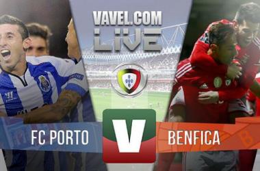 Resultado Porto x Benfica na Liga NOS 2015 (1-0)