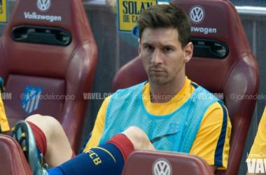 Objetivo: parar a Messi