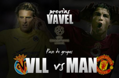 Villarreal - Manchester United: 'Road to París'