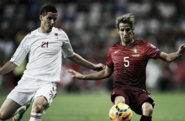 Portugal e Albânia lutam por um lugar no Euro 2016 (foto:uefa.com)