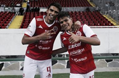 Martínez y Mascorro marcaron en la goleada en el Jalisco | Foto: Ascenso MX