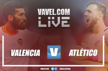 Resumen Valencia CF vs Atlético de Madrid (0-0): así lo vivimos