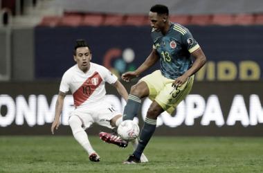 Colombia 3-2 Perú: la blanquirroja finalizó cuarta en la Copa América 2021