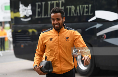 <div>Above: Tom Huddlestone is back training with Hull City and will feature in one of their friendly games this weekend&nbsp;</div>&nbsp;(Photo by Stu Forster/Getty Images)