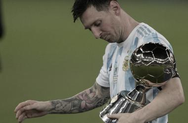 Argentina se enfrentará a Italia en junio de 2022 en una sede por definir | Fotografía: CONMEBOL