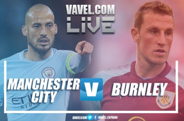 Manchester City vs Burnley Live Stream Score in EPL 2018 (0-0)