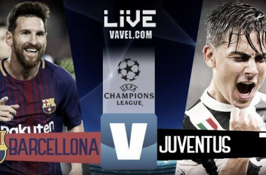 Resultado Barcelona x Juventus pela Champions League 2017/18 (3-0)