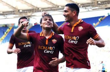 Udinese – Roma, spazio alla coppia Borriello - Ljajic