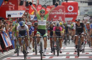 Vuelta a España Stage Seventeen: Degenkolb strikes again