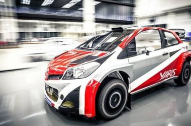 """Toyota trae """"sangre nueva"""" al WRC"""