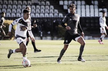 17/07/2021 All Boys 3-0 Guillermo Brown (FOTO: Prensa Brown)