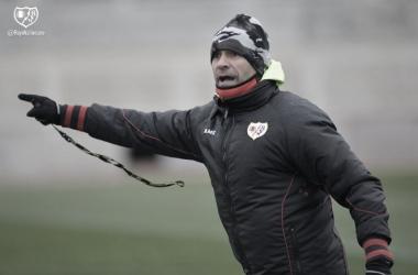 """Paco Jémez: """"Este partido es un premio y los premios hay que aprovecharlos y hay que disfrutarlos"""""""