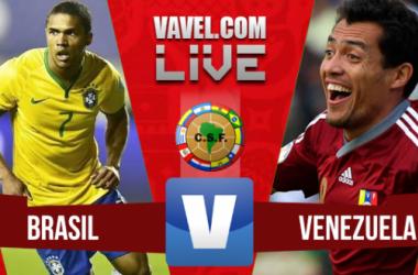 Resultado Brasil - Venezuela en Eliminatorias Mundial Rusia 2018 (3-1)