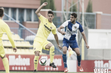 El Villarreal B podría quitarle el liderato al Reus, dependiendo de la decisión de la RFEF. (Imagen: Mª José Segovia | VAVEL).