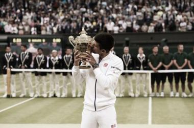 Novak Djokovic, campeón de Wimbledon 2015 (Wimbledon)