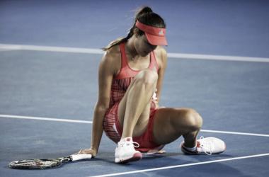 """Ana Ivanovic: """"Quería ganar para volver a jugar en este maravilloso ambiente"""""""