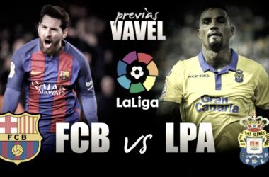 Previa FC Barcelona – UD Las Palmas: dinámica ganadora sin frenos