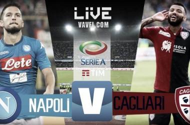 Napoli-Cagliari in diretta, LIVE Serie A 2017/18 (12.30). Napolii vittorioso, 4-0 al Cagliari