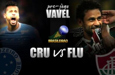 Pré jogo: Com muitas mudanças, Cruzeiro enfrenta Fluminense no Mineirão