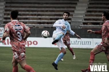 Fotos e imágenes del SD Compostela 0-1 CD Guijuelo de la jornada 10, Segunda División B Grupo I