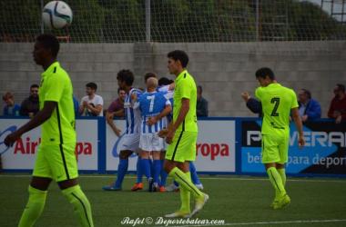 CD Alcoyano - CD Atlético Baleares: duro encuentro