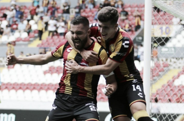 Valadéz marcó su segundo gol de la temporada | Foto: Ascenso MX