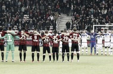 Ligue 1 - Il Nizza passeggia contro il Lione, 2-0 e primo posto rafforzato