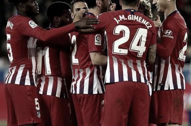 (Foto: Reprodução/Atlético de Madrid)