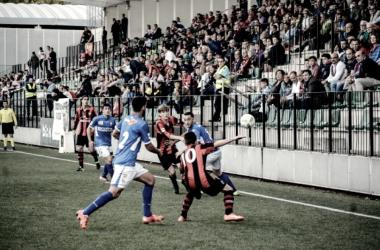 Imagen del Arenas - UDL la pasada temporada | Foto: larioja.com
