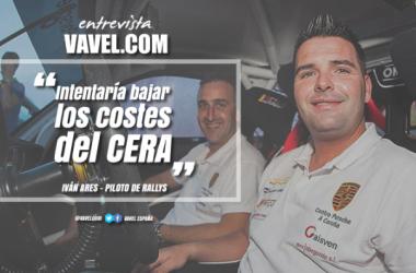 Entrevista Iván Ares // Fotomontaje: Martin Velarde