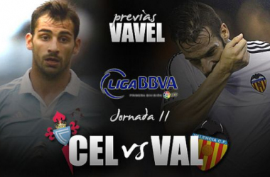 Celta de Vigo - Valencia CF: ajuste de corbatas