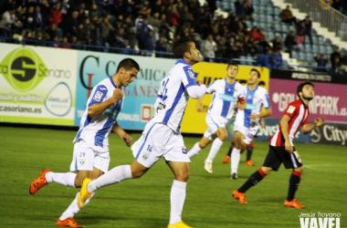 CD Leganés - Nàstic de Tarragona: despedida de Butarque a 2015