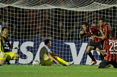 Atlético-PR bate The Strongest e soma os primeiros três pontos na Libertadores